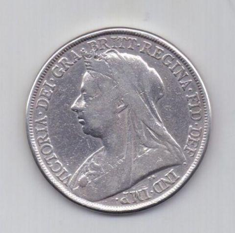 1 крона 1893 года Великобритания