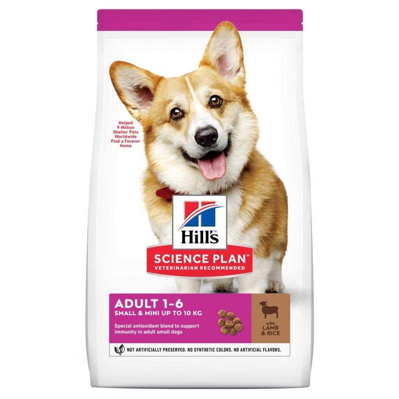 Hill's Canine SP корм д/взр соб дек (ягн/рис)