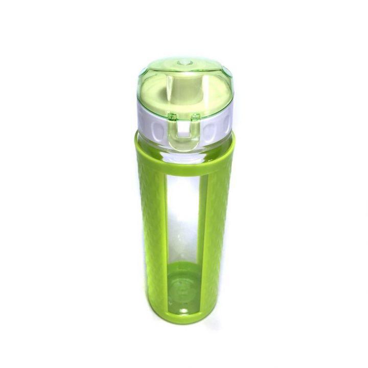 Бутылка для воды с вакуумным клапаном