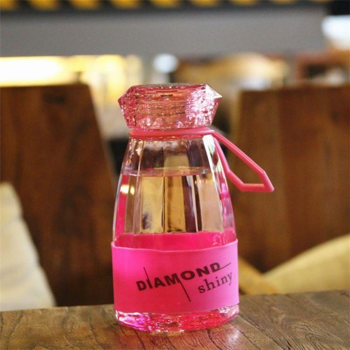 Бутылка для воды Diamond Bright, 450 мл
