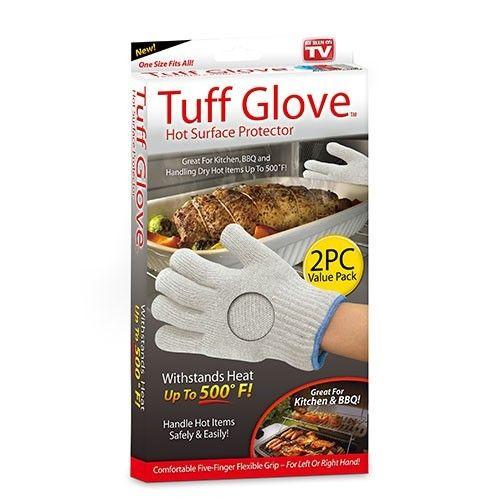 Термостойкие перчатки Tuff Glove Hot Surface Protector