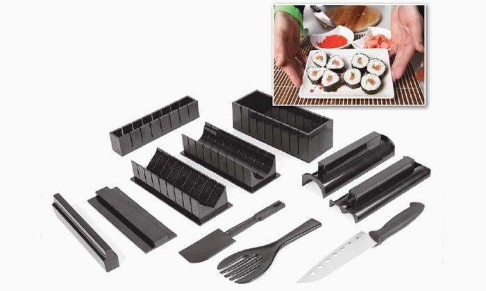 Набор для приготовления роллов и суши МИДОРИ (Sushi Maker)