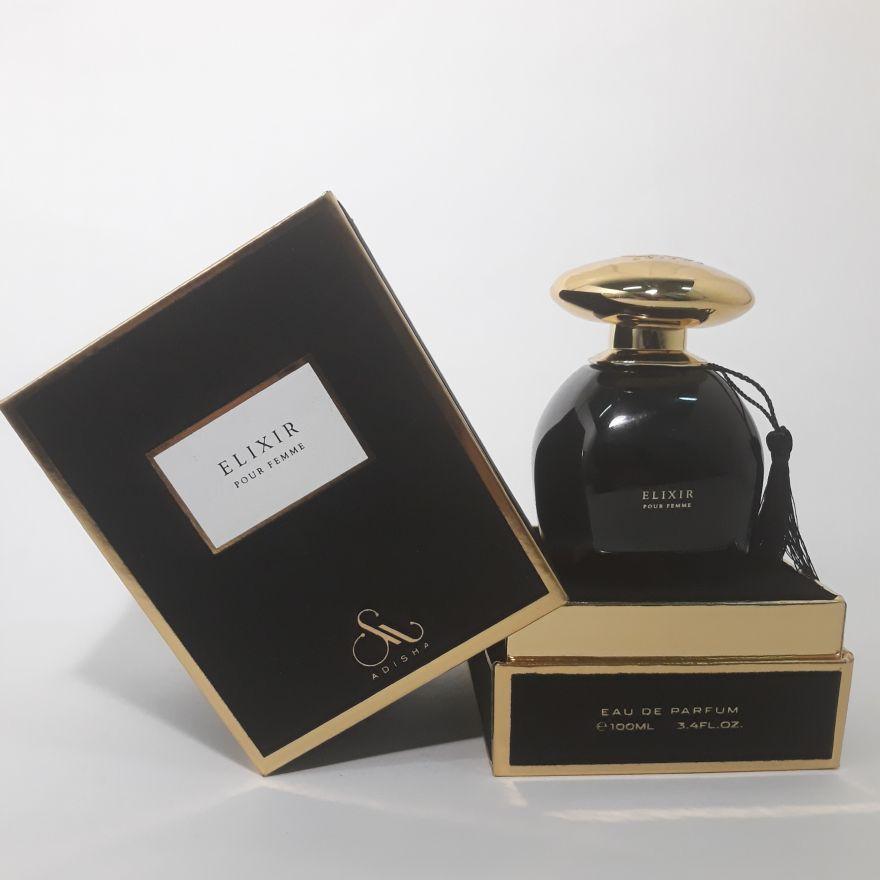 Парфюмерная вода Adisha Elixir Pour Femme 100 мл - подарочная упаковка