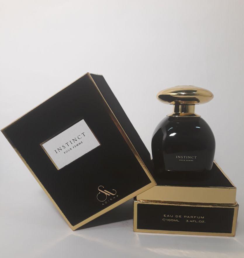 Парфюмерная вода Adisha Instinct Pour Femme 100 мл - подарочная упаковка