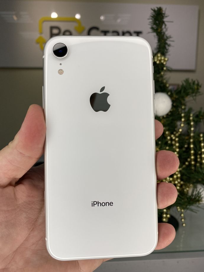 iPhone XR 64 Silver