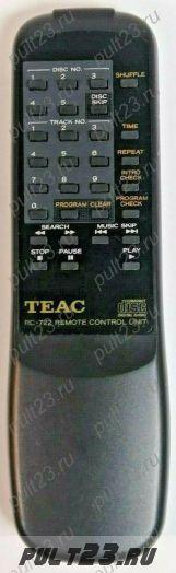 TEAC RC-722, PD-D2750