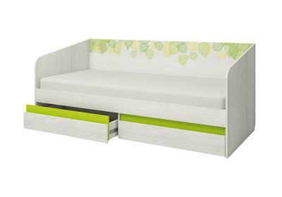 Детская кровать-тахта Аквилон Эко