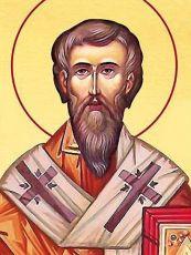 Икона Никита Хиосский преподобный