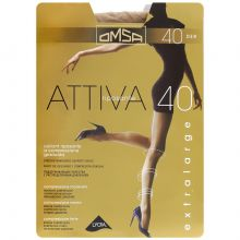 Колготки Omsa Attiva 40 den daino (бежевый)