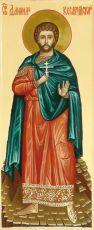 Икона Даниил Египтянин мученик