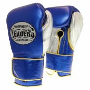 Перчатки боксерские LEADERS LeadSeries Limited BL/SIL