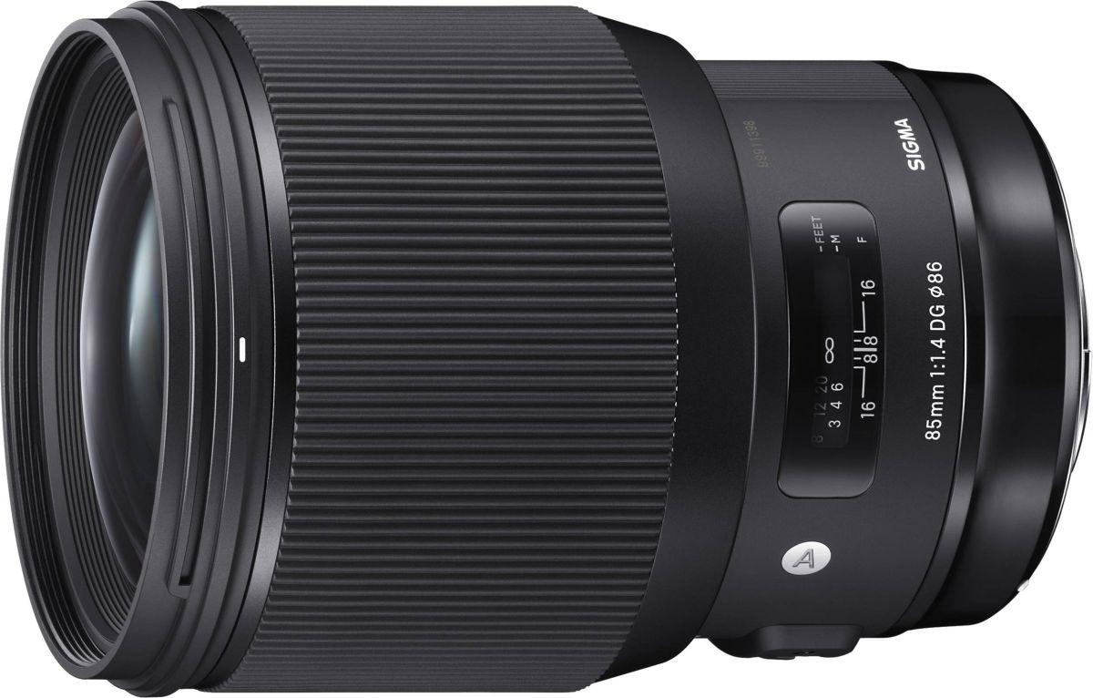 Объектив Sigma 85mm f/1.4 DG HSM Art Nikon F