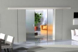 Комплект фурнитуры Herkules Glass Door Double ( двухстворчатый )