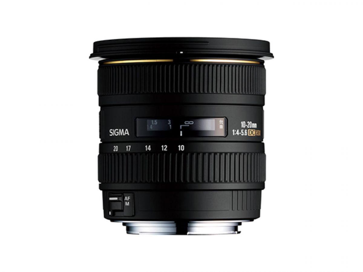 Объектив Sigma AF 10-20mm f/3.5 EX DC HSM Nikon F