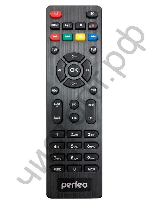 """Пульт к циф. ресиверу Perfeo для DVB-T2 """"STREAM"""", """"STREAM-2"""""""