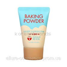 Etude House Baking powder B.B. deep cleansing foam 50 ml