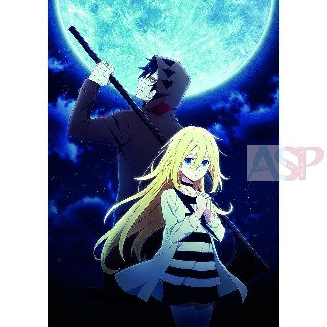 Плакат Satsuriku no Tenshi