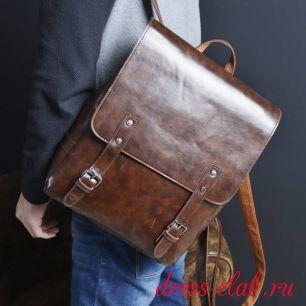 Рюкзак мужской кожзам