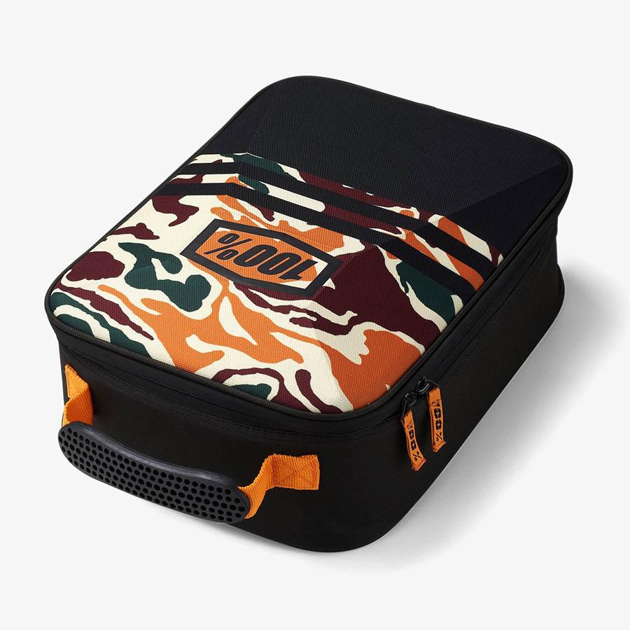 100% - Goggle Case Black Camo, сумка для хранения очков