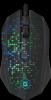 Проводная оптическая мышь Event MB-754 7цветов,3кнопки,1000dpi,черный