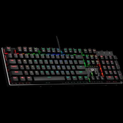 Механическая клавиатура Devarajas RU,RGB подсветка,Full Metall