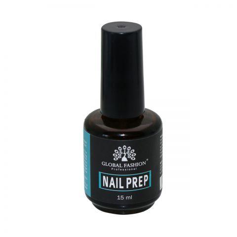 Дегидратор Nail Prep 15 мл Global Fashion NP 01