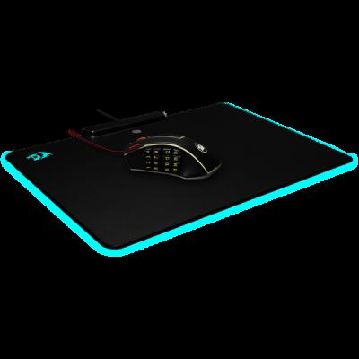 НОВИНКА. Игровой коврик Epeius Подсветка,350x250x3.6