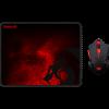Игровой набор M601BA RU,мышь+ковер