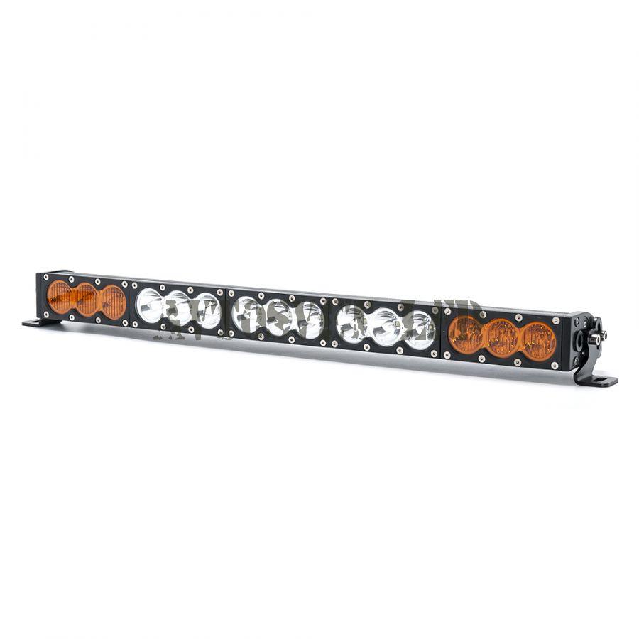 Однорядная светодиодная балка RKP-150W COMBO