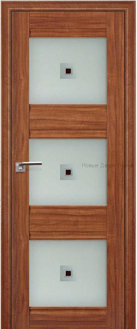 4Х Орех амари - со стеклом - PROFIL DOORS межкомнатные двери
