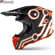 Шлем Airoh Twist 2.0 Neon, Оранжевый
