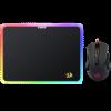 Распродажа!!! Игровой набор M602A-BA мышь RGB + коврик.