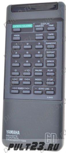 YAMAHA VL96420, CDX-660, CDX-670, CDX-860, CDX-870
