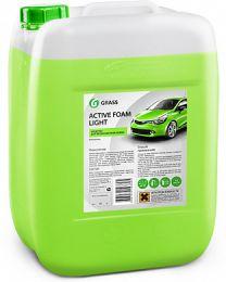 Шампунь для бесконтактной мойки авто Grass Active Foam Light (20кг) цена, купить в Челябинске/Автохимия и автокосметика