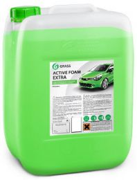 Бесконтактный шампунь Grass Active Foam Extra (21кг)  цена, купить в Челябинске/Автохимия и автокосметика