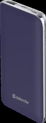 НОВИНКА. Внешний аккумулятор ExtraLife 8000S 1USB, 8000mAh, 2.1A,2 входа