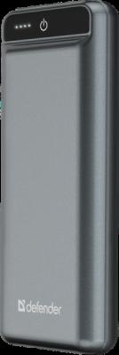 НОВИНКА. Внешний аккумулятор ExtraLife 15000F 2USB, 15000mAh, 2.1A