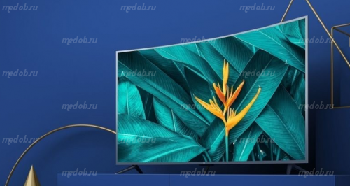 Телевизор Xiaomi Mi TV4S 55 Curved (Русское меню)