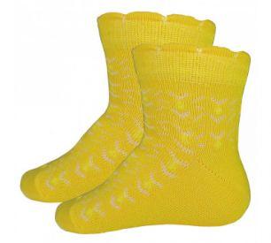 Детские носки ажурные С55