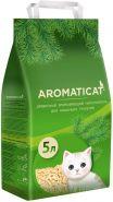 Aromaticat Наполнитель для кошачьего туалета древесный, 10л