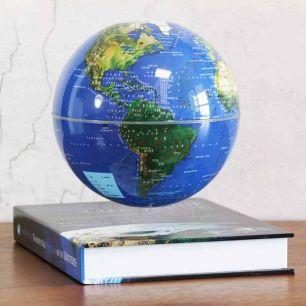 "Левитирующий глобус ""Книга"""