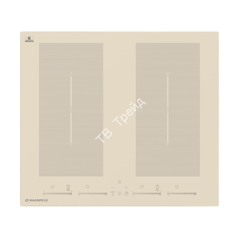 Индукционная варочная панель MAUNFELD EVI 594.FL2(S)-BG