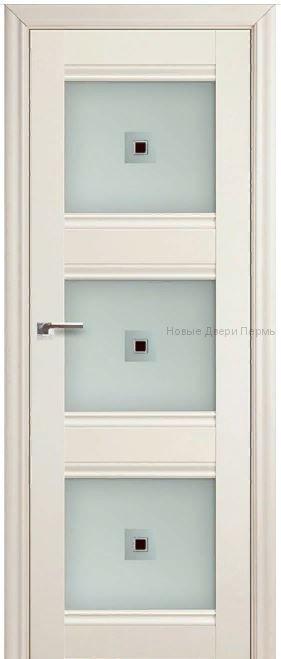 4Х Эш Вайт - со стеклом - PROFIL DOORS межкомнатные двери
