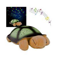 Ночник Черепаха (цвет коричневый)