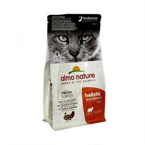 Almo Nature Для Взрослых кошек с Индейкой