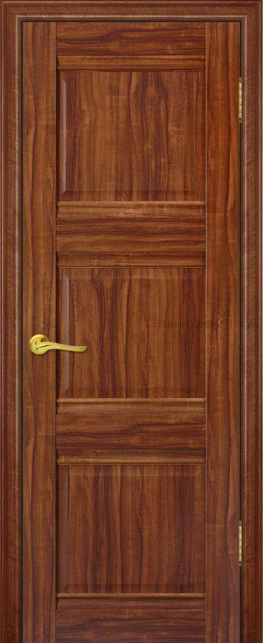 3Х Орех амари - глухая - PROFIL DOORS межкомнатные двери