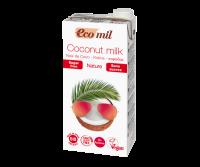 Кокосовое молоко без сахара Ecomil,1000 мл