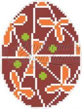 ТР359 Барвиста Вышиванка. Пасхальная Игрушка (набор 450 рублей)