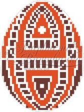 ТР357 Барвиста Вышиванка. Пасхальная Игрушка (набор 450 рублей)