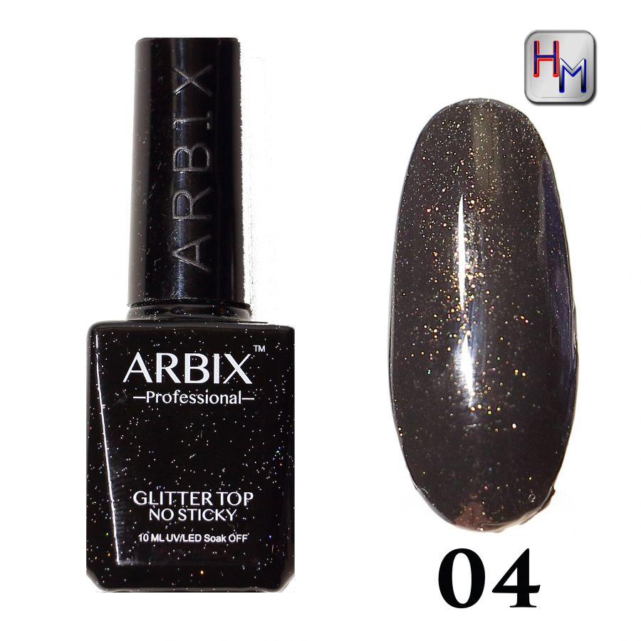 ТОП  ARBIX GLITTER TOP без Л/С 04